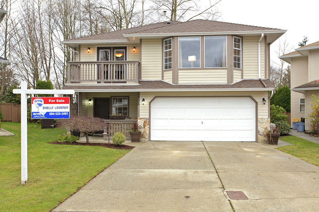 """Main Photo: 2706 273B Street in Langley: Aldergrove Langley House for sale in """"Shortreed"""" : MLS®# F1228314"""