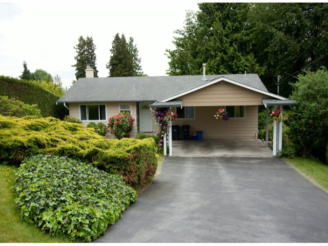 Main Photo: 9769 PRINCESS Drive in Surrey: Royal Heights House for sale (North Surrey)  : MLS®# F1312416