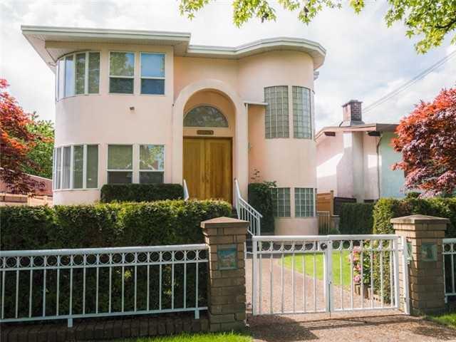 Main Photo: 6889 GRAY AV in Burnaby: Metrotown House for sale (Burnaby South)  : MLS®# V1041430
