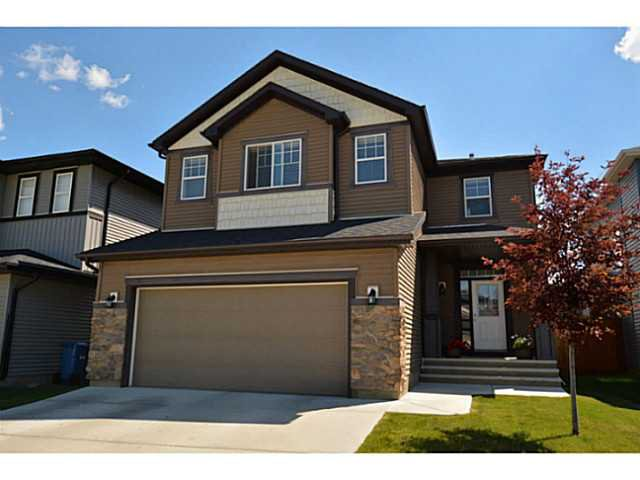 Main Photo: 371 SILVERADO Boulevard SW in CALGARY: Silverado Residential Detached Single Family for sale (Calgary)  : MLS®# C3629785