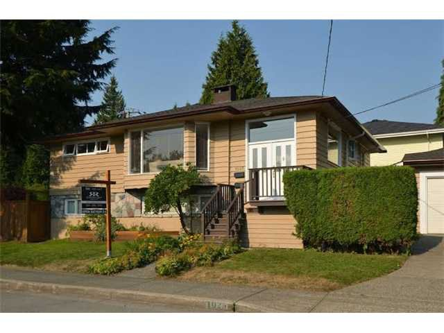 Main Photo: 1025 Beaufort Road in North Vancouver: Indian River House for sale : MLS®# v1079817