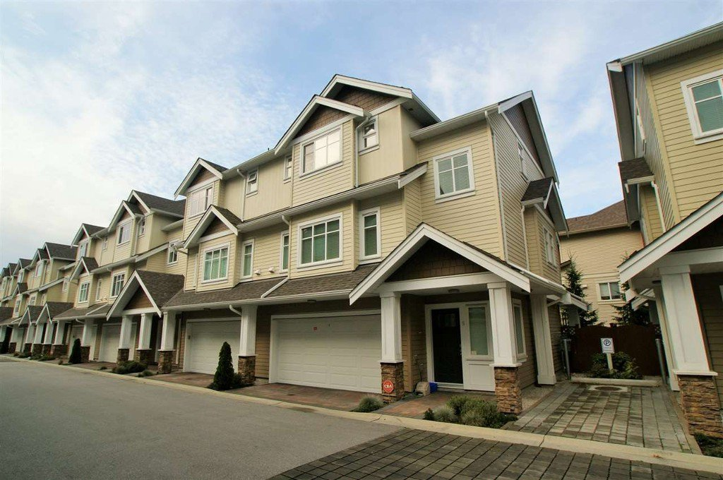 Main Photo: 5 12351 No. 2 Road in Richmond: Steveston South Townhouse for sale : MLS®# R2011493