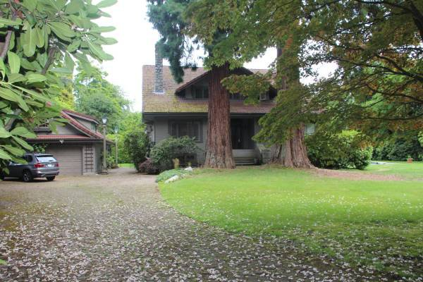 Main Photo:  in Vancouver: Shaughnessy House for rent (Vancouver West)  : MLS®# v993795