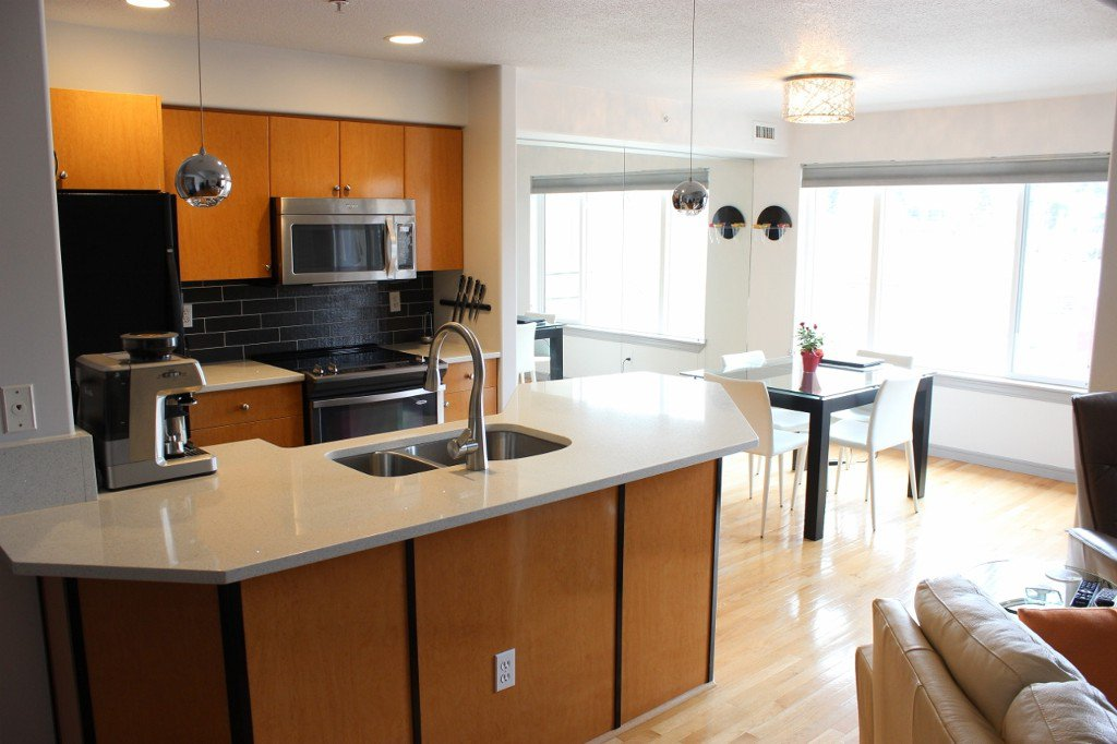 Photo 4: Photos: 408 950 Lorne Street in Kamloops: South Kamloops Condo for sale : MLS®# New