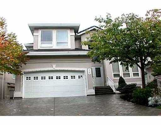 "Main Photo: 26 WILKES CREEK DR in Port Moody: Heritage Mountain House for sale in ""TWIN CREEKS"" : MLS®# V553525"