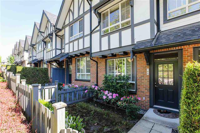 Main Photo: 66 1338 Hames Crescent in Coquitlam: Burke Mountain Townhouse for sale : MLS®# R2346531