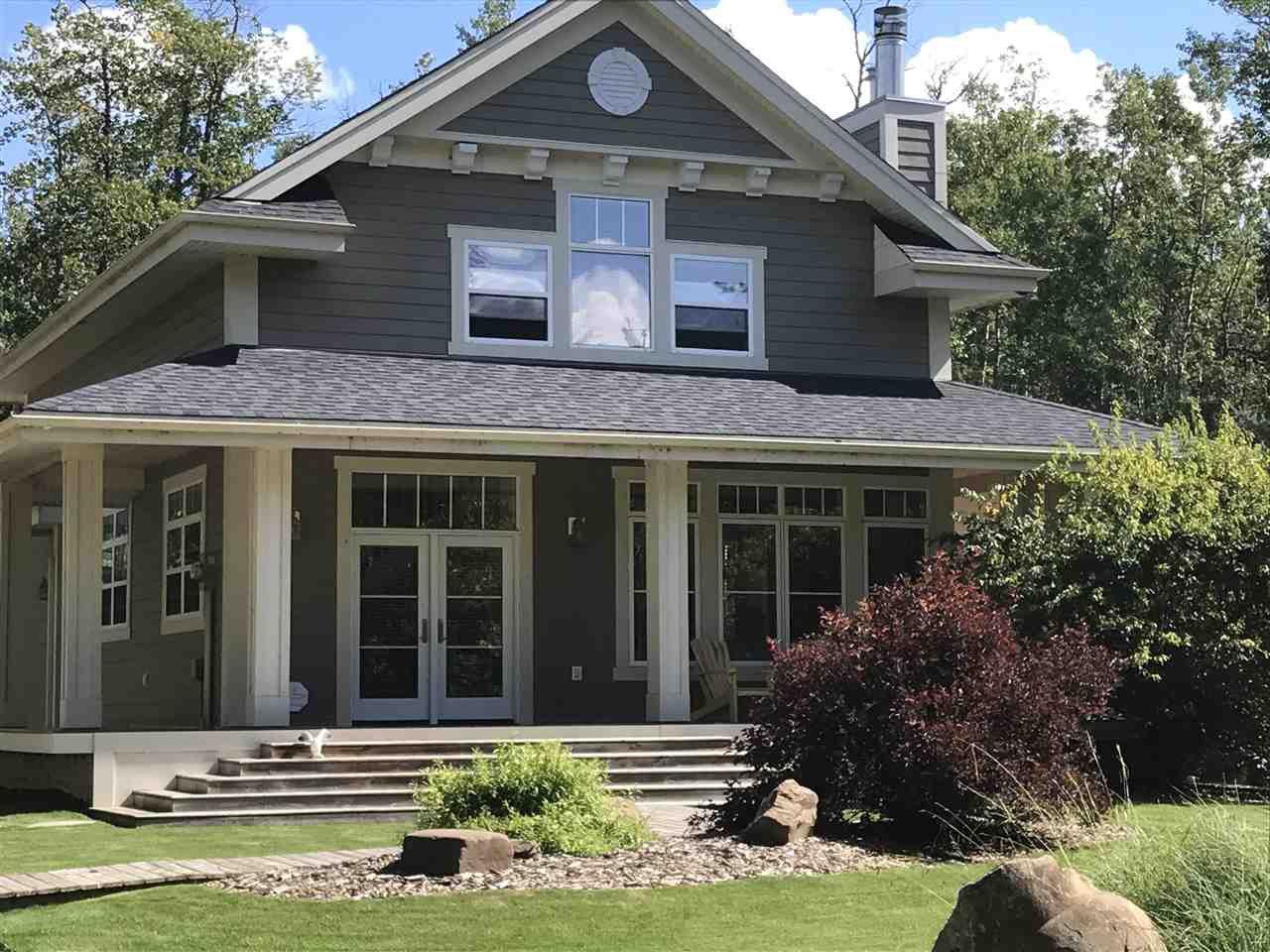 Main Photo: 90 Silver Beach Road: Rural Wetaskiwin County House for sale : MLS®# E4170493