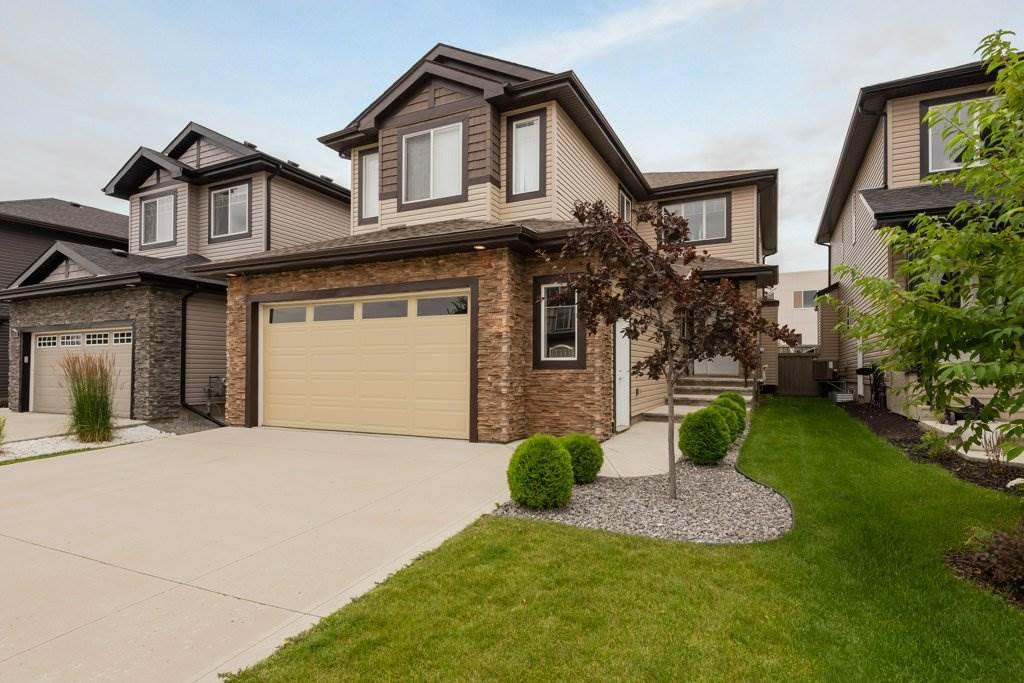 Main Photo: 17355 11 Avenue in Edmonton: Zone 56 House for sale : MLS®# E4170656