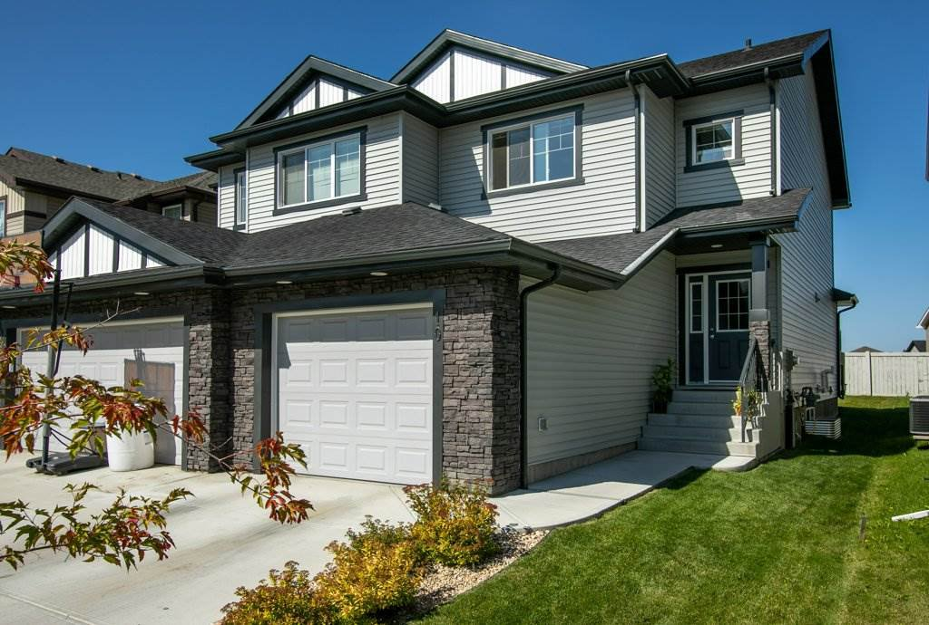 Main Photo: 10 MEADOWPARK Gate: Spruce Grove House Half Duplex for sale : MLS®# E4170880