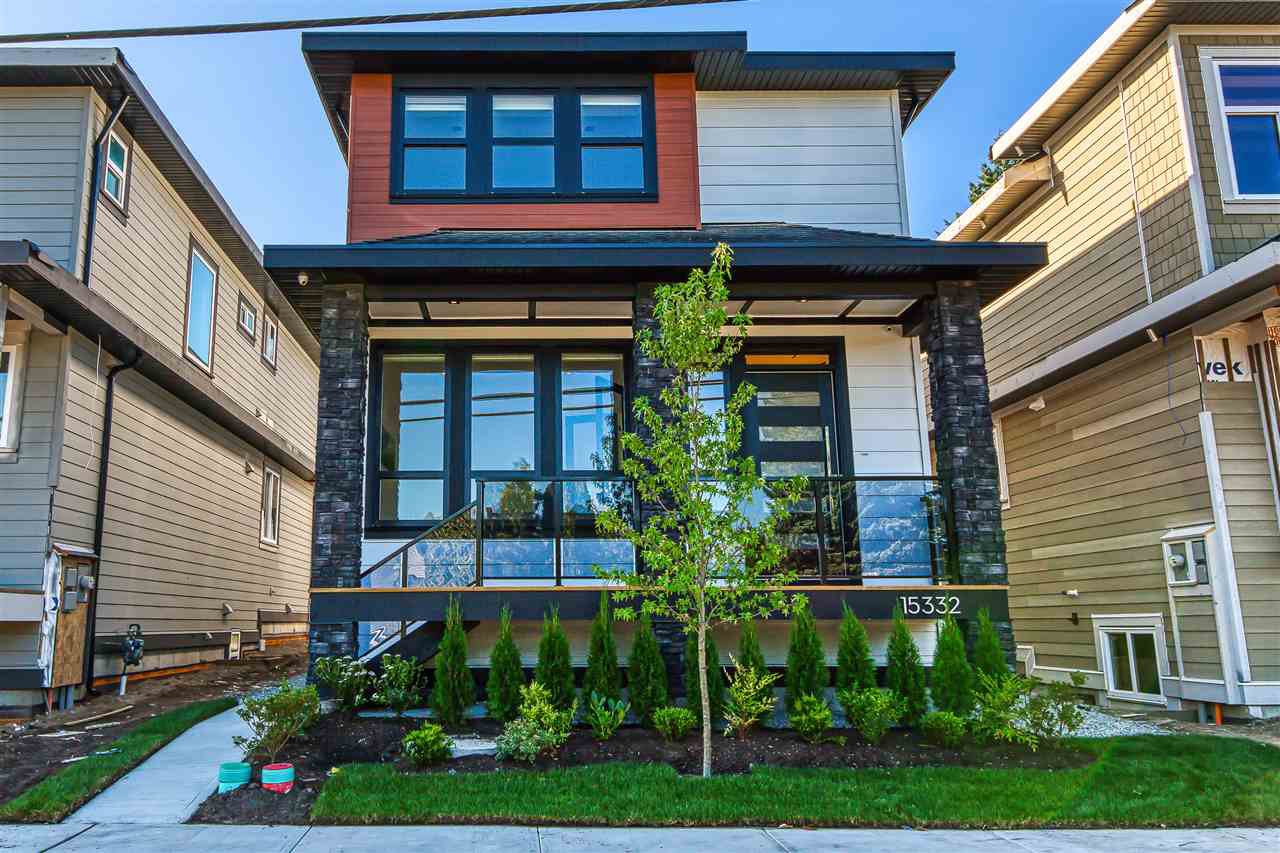 """Main Photo: 15332 28 Avenue in Surrey: King George Corridor House for sale in """"Sunny side"""" (South Surrey White Rock)  : MLS®# R2401996"""