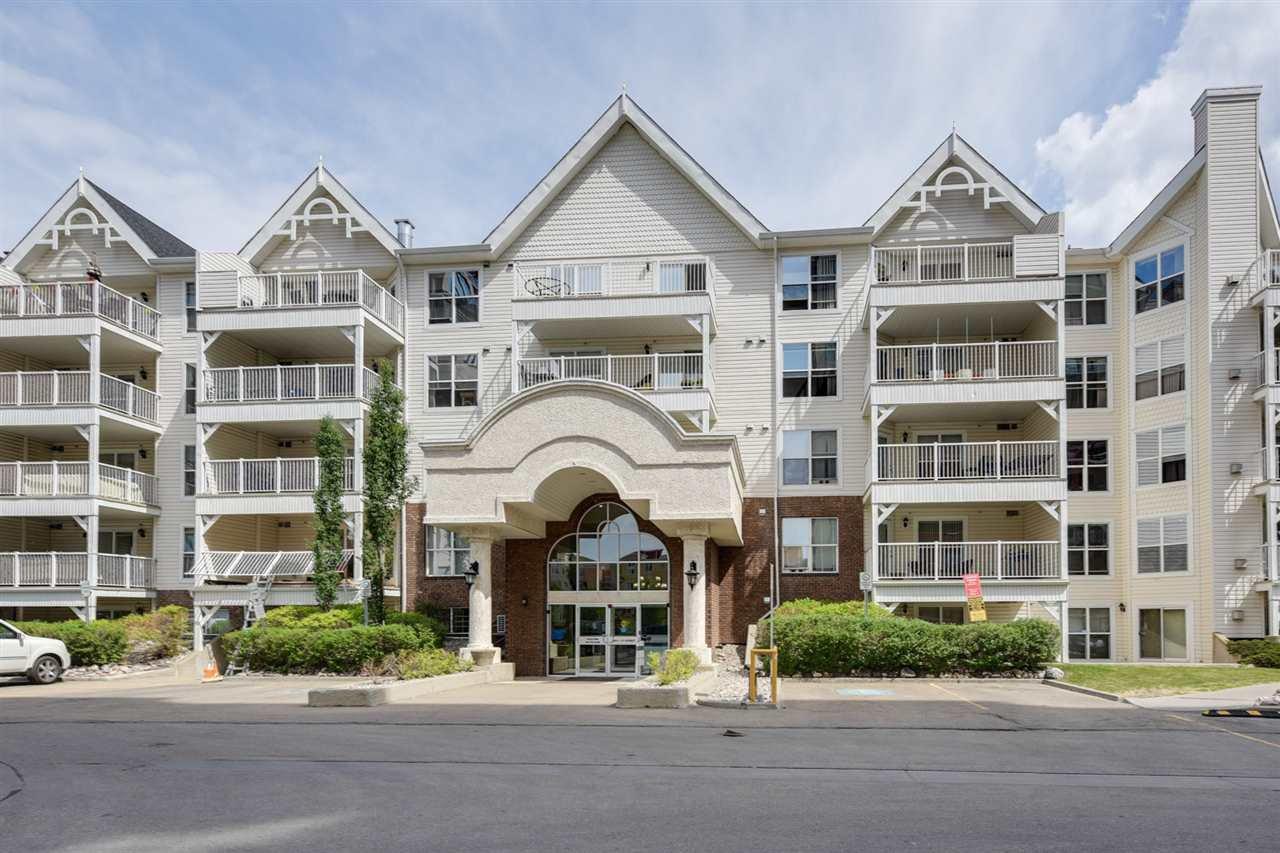 Main Photo: 204 10311 111 Street in Edmonton: Zone 12 Condo for sale : MLS®# E4200157