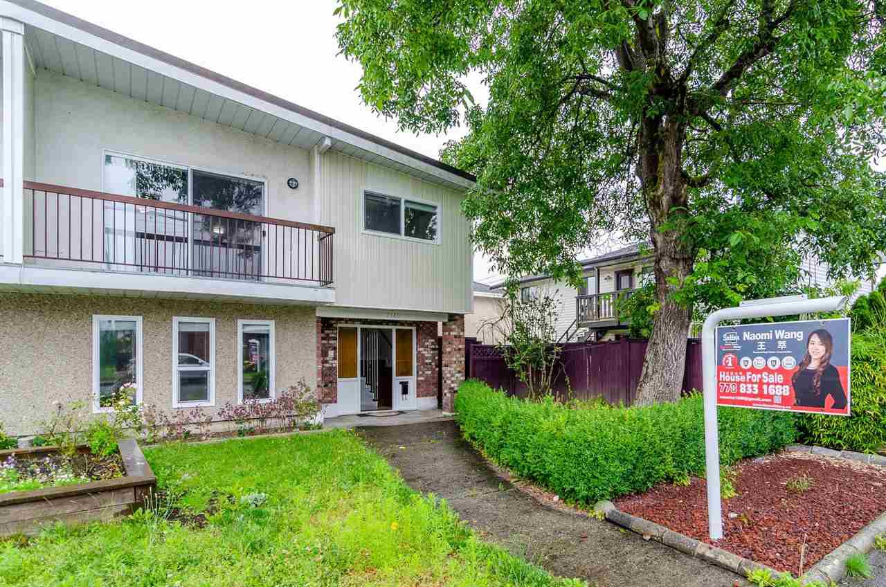 Main Photo: 7580 4TH Street in Burnaby: East Burnaby House 1/2 Duplex for sale (Burnaby East)  : MLS®# R2474331