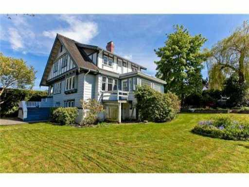 Main Photo: 1774 W 16TH AVENUE in : Shaughnessy House for sale : MLS®# V1031142
