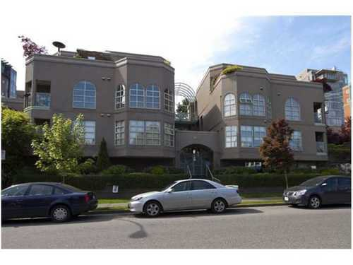 Main Photo: 208 1082 8TH Ave in Vancouver West: Fairview VW Home for sale ()  : MLS®# V831245