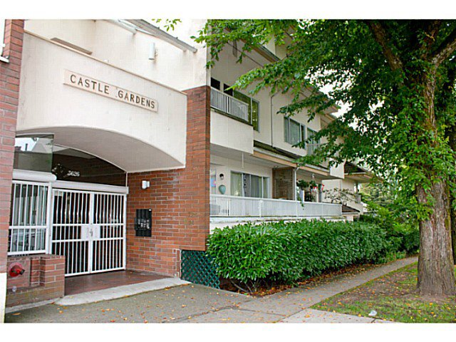 Main Photo: # 202 3626 W 28TH AV in Vancouver: Dunbar Condo for sale (Vancouver West)  : MLS®# V1026756