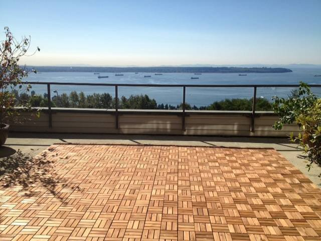 Main Photo: # 24 2235 FOLKESTONE WY in West Vancouver: Panorama Village Condo for sale : MLS®# V1048040