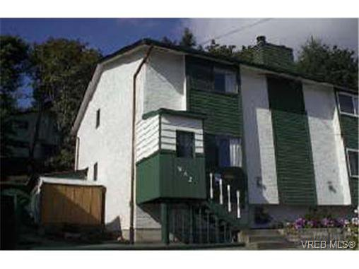 Main Photo: 552 Strathdee Pl in KITIMAT: Co Triangle Half Duplex for sale (Colwood)  : MLS®# 269823