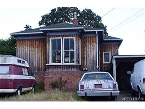 Main Photo: 937 Balmoral Rd in VICTORIA: Vi Central Park Full Duplex for sale (Victoria)  : MLS®# 291314