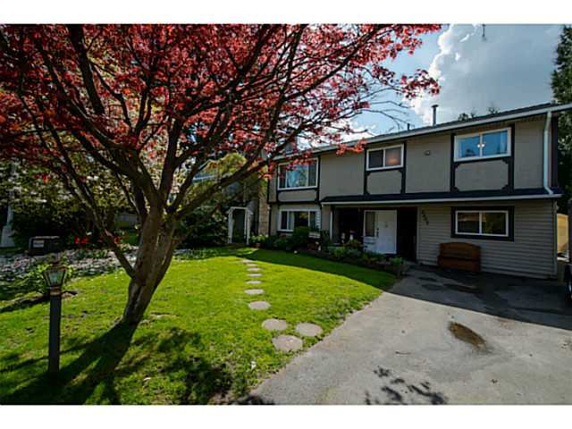 Main Photo: 3555 MURCHIE PL in Port Coquitlam: Woodland Acres PQ House for sale : MLS®# V1061114