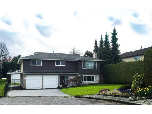 Main Photo: 5230 SHELBY CT in Burnaby: Deer Lake Place House for sale (Burnaby South)  : MLS®# V1112661