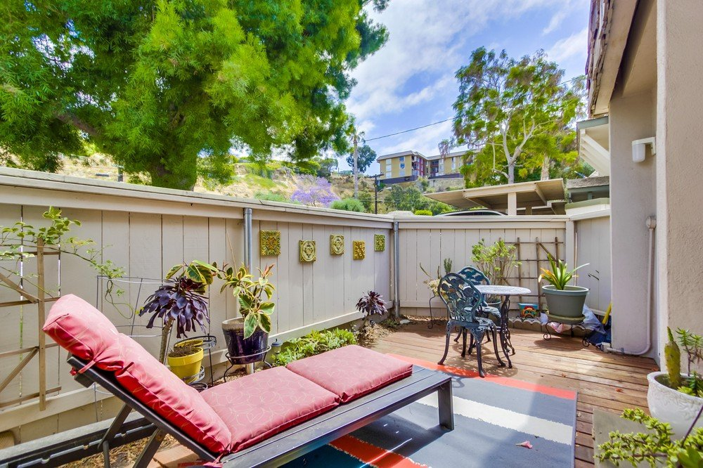 Main Photo: Residential for sale : 1 bedrooms : 3142 Groton Way in San Diego