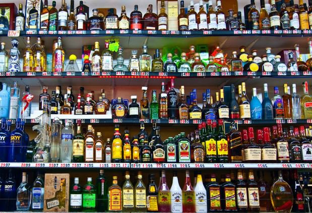 Main Photo: ~ LIQUOR STORE / PUBLIC HOUSE ~ in : Burnaby Commercial for sale (Burnaby East)