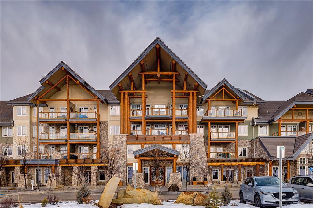 Main Photo: 1124 2330 FISH CREEK Boulevard SW in Calgary: Evergreen Apartment for sale : MLS®# C4277953