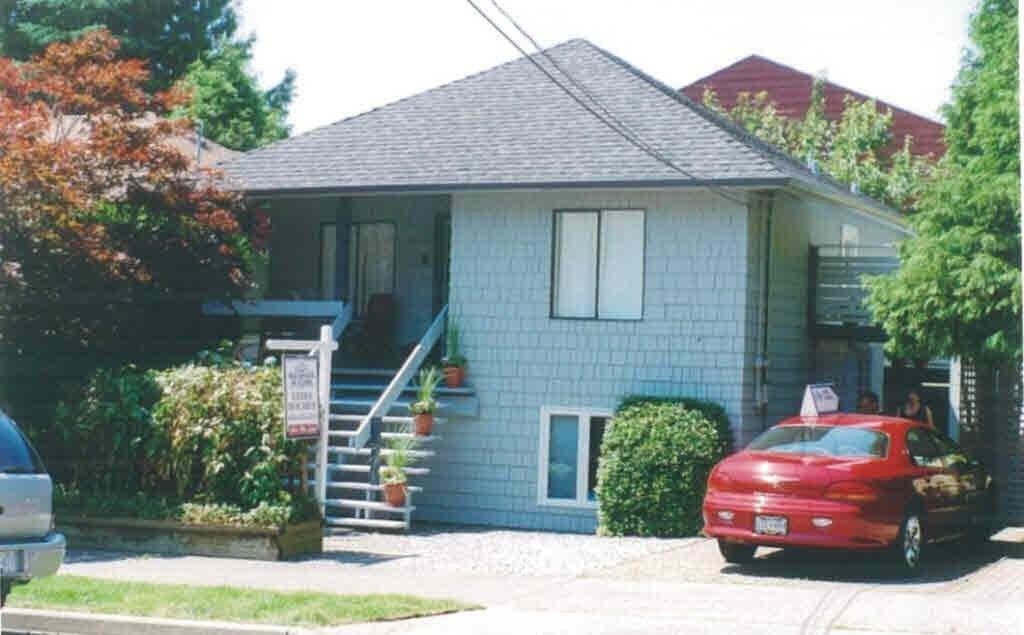 Main Photo: 2325 VINE STREET in : Kitsilano House for sale : MLS®# V520433