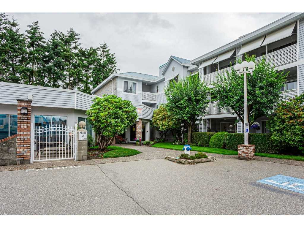 "Main Photo: 220 32833 LANDEAU Place in Abbotsford: Central Abbotsford Condo for sale in ""Park Place"" : MLS®# R2471741"