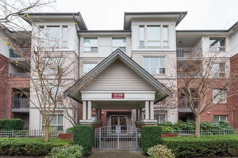Main Photo: 205 15188 22 AVENUE in MUIRFIELD GARDENS: Sunnyside Park Surrey Home for sale ()  : MLS®# R2125258