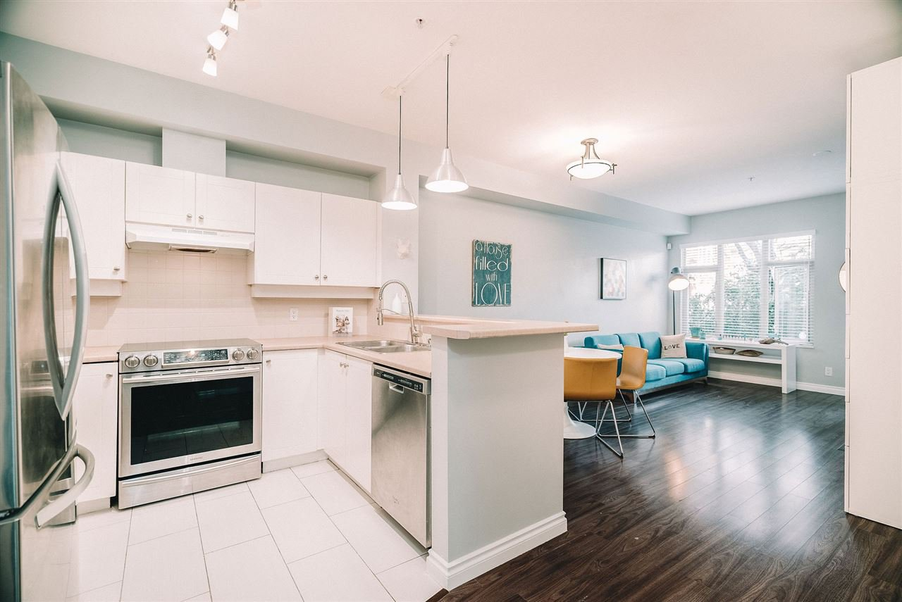 """Main Photo: 109 18 SMOKEY SMITH Place in New Westminster: GlenBrooke North Condo for sale in """"The Crofton"""" : MLS®# R2525149"""