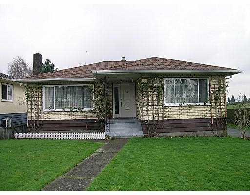 Main Photo: 453 E 36TH AV in Vancouver: Fraser VE House for sale (Vancouver East)  : MLS®# V571090