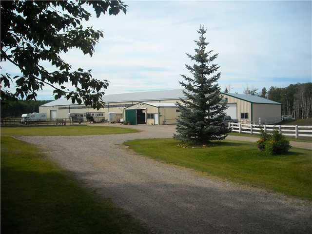 Main Photo: 43141 TWP RD 283 in COCHRANE: Rural Rocky View MD Residential Detached Single Family for sale : MLS®# C3506968
