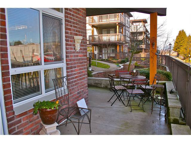 """Photo 10: Photos: 103 9233 FERNDALE Road in Richmond: McLennan North Condo for sale in """"RED 2"""" : MLS®# V930292"""