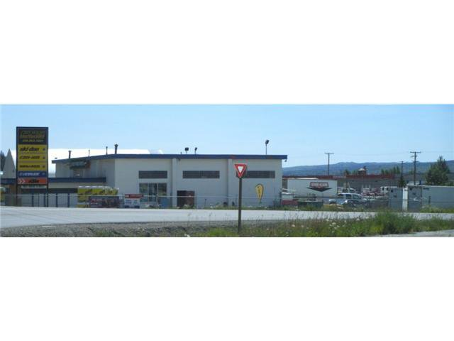 Main Photo: 1001 GREAT Street in PRINCE GEORGE: BCR Industrial Commercial for lease (PG City South East (Zone 75))  : MLS®# N4505622
