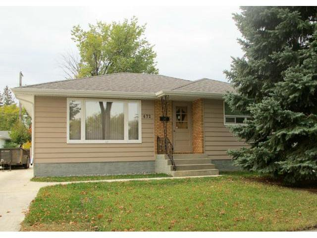 Main Photo:  in WINNIPEG: East Kildonan Residential for sale (North East Winnipeg)  : MLS®# 1220197