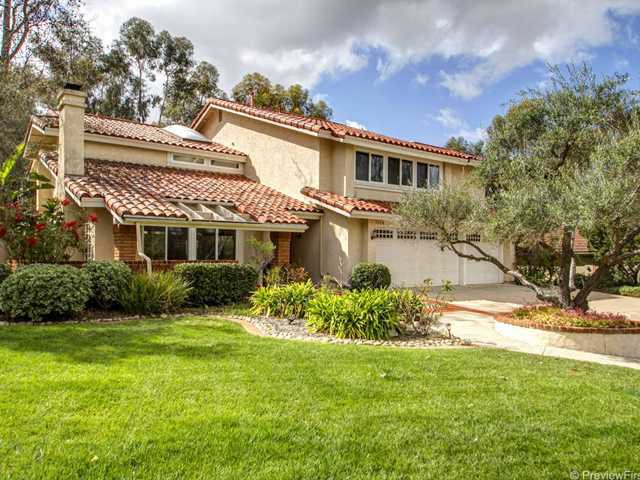 Main Photo: SCRIPPS RANCH House for sale : 5 bedrooms : 9820 CAMINITO MUNOZ in San Diego