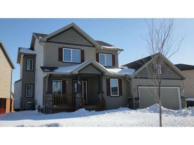 Main Photo: 131 Remi Claeys Crescent in WINNIPEG: Transcona Residential for sale (North East Winnipeg)  : MLS®# 1303804