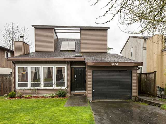 Main Photo: 3224 CHROME Crescent in Coquitlam: New Horizons House for sale : MLS®# V1000037