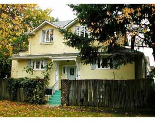 Main Photo: 3804 W 30TH AV in : Dunbar House for sale : MLS®# V217186