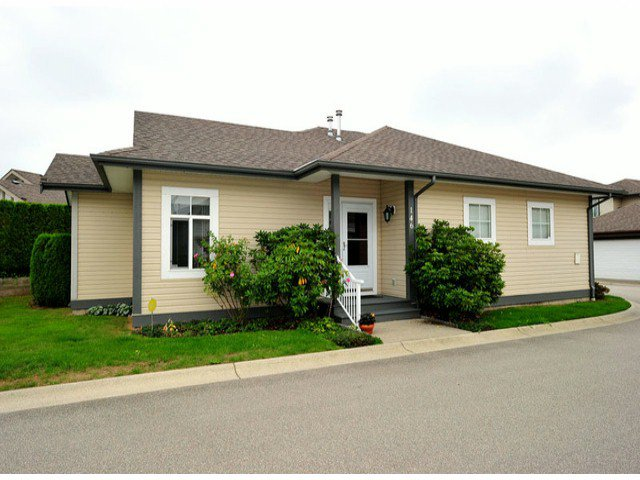 """Photo 2: Photos: # 146 33751 7TH AV in Mission: Mission BC House for sale in """"Heritage Park Place"""" : MLS®# F1321007"""