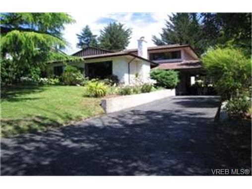 Main Photo:  in VICTORIA: SE Gordon Head House for sale (Saanich East)  : MLS®# 372446