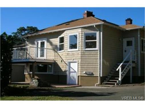 Main Photo: 968 Lampson Place in VICTORIA: Es Old Esquimalt Strata Duplex Unit for sale (Esquimalt)  : MLS®# 232804