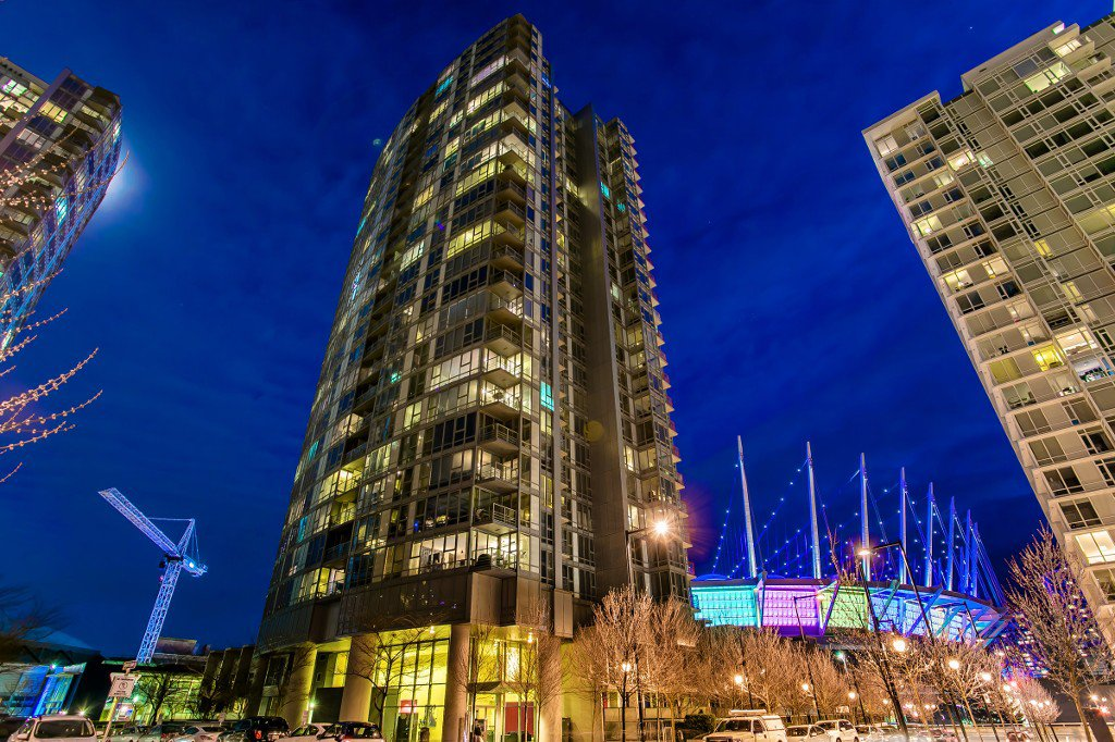 Main Photo: #2309 668 Citadel Parade in Vancouver: Downtown VW Condo for sale (Vancouver West)  : MLS®# V1065805