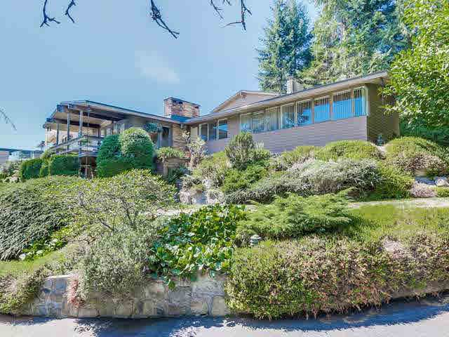 Photo 1: Photos: King Georges Way in west vancouver: British Properties House for rent (West Vancouver)