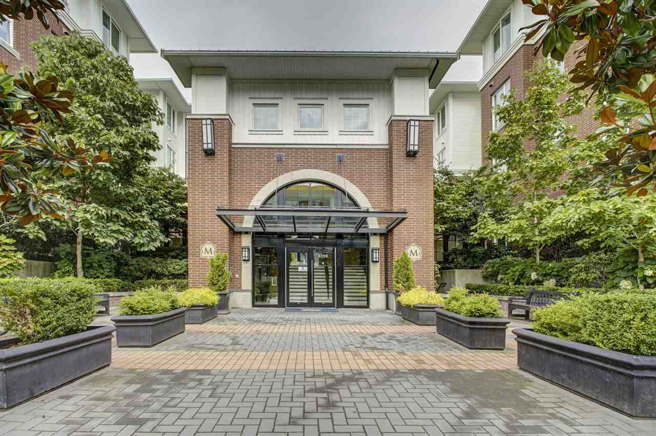 Main Photo: 125 9399 ODLIN ROAD in Richmond: West Cambie Condo for sale : MLS®# R2429810