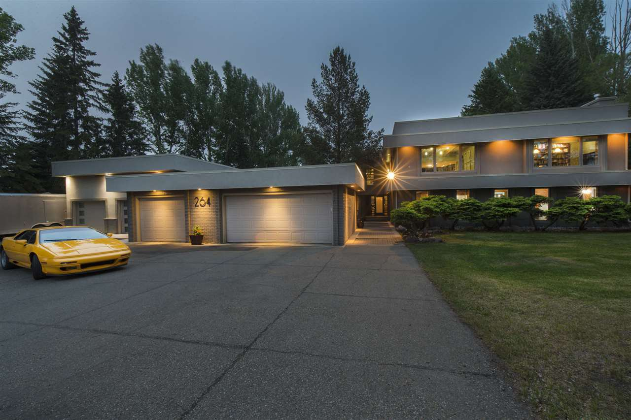 Main Photo: 264 Windermere Drive in Edmonton: Zone 56 House for sale : MLS®# E4218857