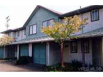 Main Photo: 16 2669 Shelbourne St in VICTORIA: Vi Jubilee Row/Townhouse for sale (Victoria)  : MLS®# 183892