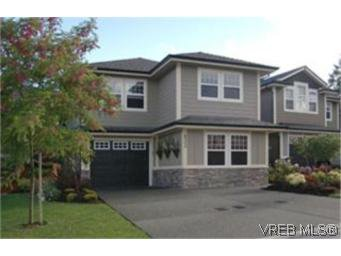 Main Photo: 833 Gannet Crt in VICTORIA: La Bear Mountain House for sale (Langford)  : MLS®# 465791
