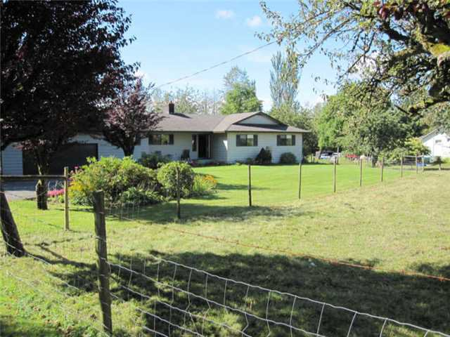 Main Photo: 24750 DEWDNEY TRUNK Road in Maple Ridge: Cottonwood MR House for sale : MLS®# V941489